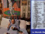 Frédéric Mitterrand Ministre pyjama