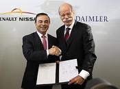 Automobile Après l'accord Renault Nissan avec Daimler