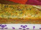 Cake l'oseille saumon cabillaud)