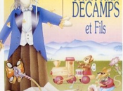 Christian Décamps Fils #2-Juste Ligne Bleue-1990