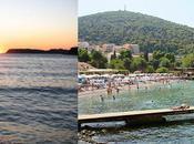 route pour Dubrovnik, perle l'Adriatique