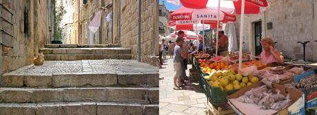 En route pour Dubrovnik, perle de l'Adriatique