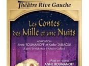 Conte mille nuits, Théatre Gaieté Montparnasse