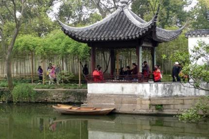 Le Jardin de l'humble administrateur, Suzhou
