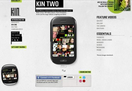 Kin Phone
