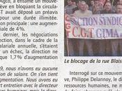 Gima Beauvais lutte
