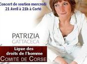 ligue droits l'homme Corse tiendra conférence presse vendredi Ajaccio.