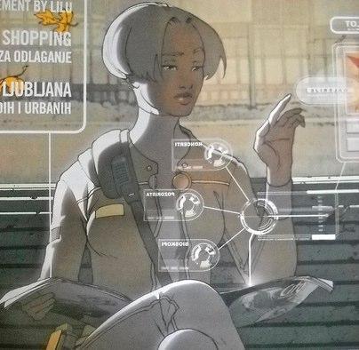 La réalité augmentée au service de la lecture