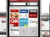 Opera Mini iPhone fait déchanter sites mobiles...