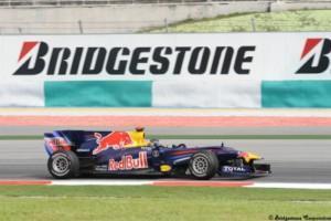 Webber minimise l'avantage de Red Bull