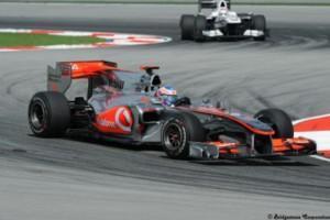 Chine : Essais Libres 1 : Jenson Button en tête!
