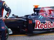 Toro Rosso perd deux roues avant vidéo