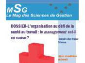 Sciences Gestion