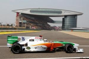 Bilan de la Course : Force India
