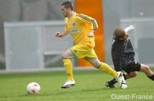 Sochaux-Metz, finale de Gambardella. Le foot va mal.