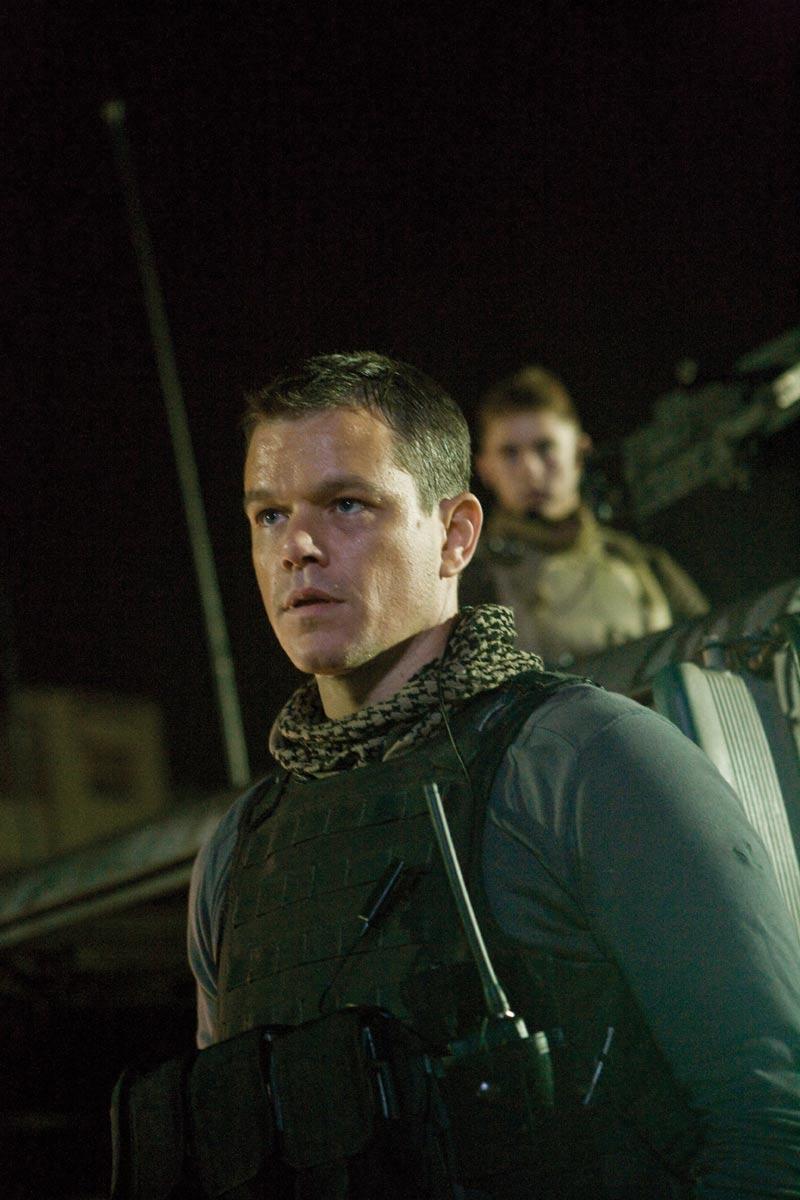 Matt Damon. StudioCanal