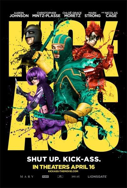 Kick-Ass : un drôle de comics !
