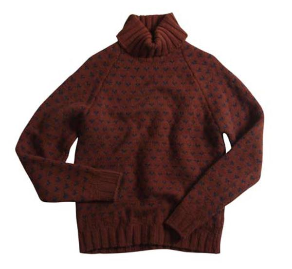 NORSE PROJECTS – FALL/WINTER 2010 – KNITWEAR COLLECTION