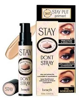 J'ai testé ... le primer Stay don't stray de Benefit