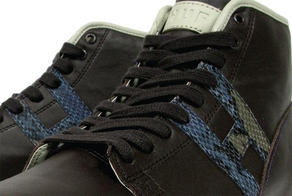 HUF FOOTWEAR – FALL 2010 COLLECTION – SNAKE PACK
