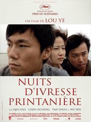 Nuits d'ivresse printanière - De Lou Ye