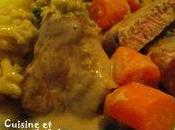 Filet mignon porc Romanesco sauce saveurs