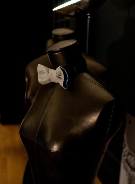 Les noeuds couture de Monsieur Jean-Yves