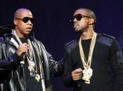 Kanye West Jay-Z organisent l'enterrement garçon Russell Brand