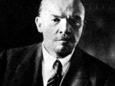Lénine tombe dans l'oubli