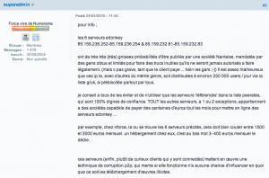 HADOPI : TMG pourrait injecter votre propre adresse IP sur Emule