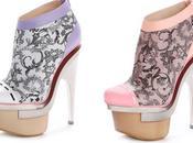 Versace Stiletto collection Printemps-Été 2010