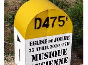 Olivier Leguay (orgue) Florence Grasset (chant) dimanche Jouhe (Jura)