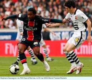 PSG-Rennes, la générale