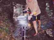 vélo, solution pour trou sécurité sociale