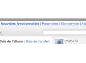Importer gérer carnet d'adresses dans Picasa Albums sans Gmail