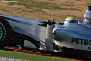 Mercedes va augmenter l\'empattement de sa monoplace