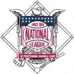 National League Logo MLB