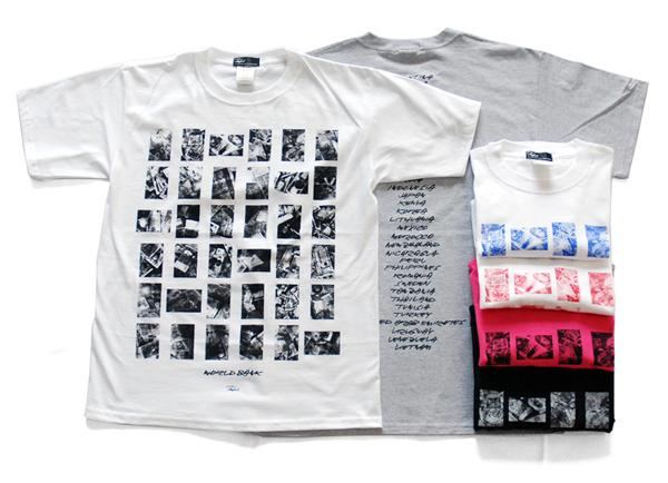 FUTURA LABORATORIES – S/S 2010 TEES