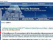 Colloque Intelligence Economique Alger 17mai IEMA4