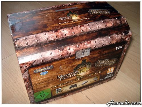 Monster Hunter 3 - Ultimate Hunter Pack - 01