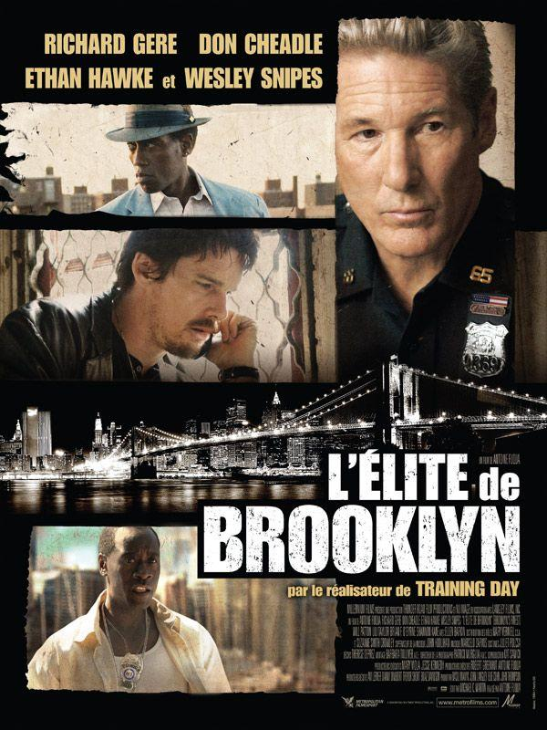 Ciné : L'élite de Brooklyn [Streaming]