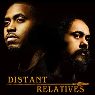 Nas & Damian Marley - As We Enter (video)