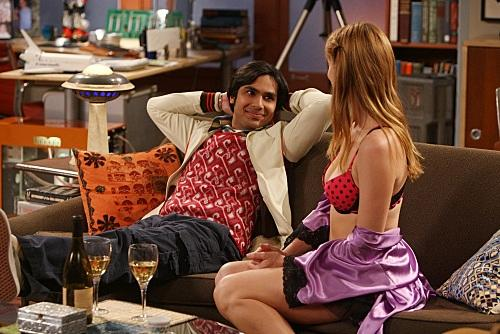 The Big Bang Theory 321 (saison 3, épisode 21) ... les photos promo