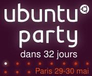 Ubuntu Party de Paris les 29 et 30 mai 2010 !