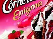 Cornetto Enigma Vanille Framboise MIKO