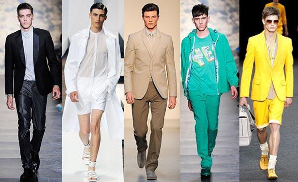 d5959379ab93 Tendances printemps-été 2010   hommes - Paperblog