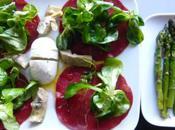 Assiette italienne plaisir gourmand avril