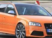 Audi test Nurburgring