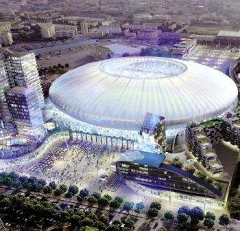 Football, Stade | Le Vélodrome de l'OM prépare sa transformation pour 2014