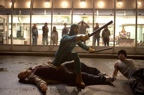KICK-ASS (Matthew Vaughn - 2010)